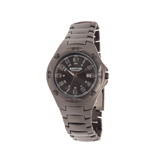 Magellan Outdoors™ Men's Quartz Analog Watch with Date