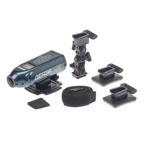 Epic HD 1080 Action Video Camcorder Kit