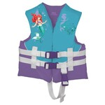 Exxel Outdoors Kids' Disney Little Mermaid 3-Buckle Flotation Vest