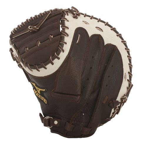 "Mizuno Franchise Series 33.5"" Catcher's Mitt Left-handed"