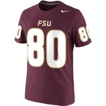 Nike Men's Florida State University College Football Replica T-shirt