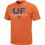 Majestic Adults' University of Florida Section 101 Authentic Tradition T-shirt
