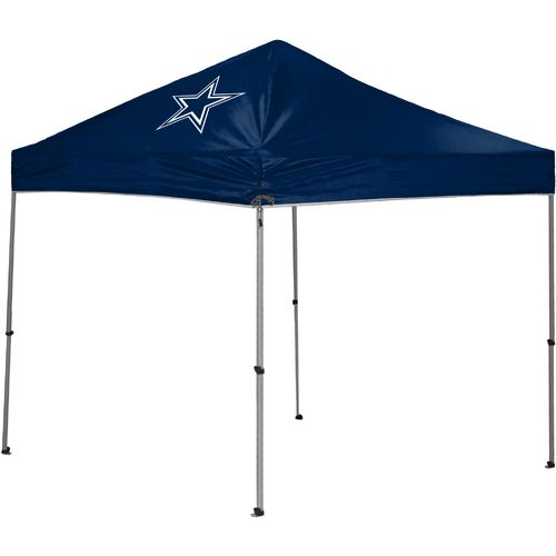 K2 Licensed Products Dallas Cowboys Straight-Leg 9  x 9  Canopy