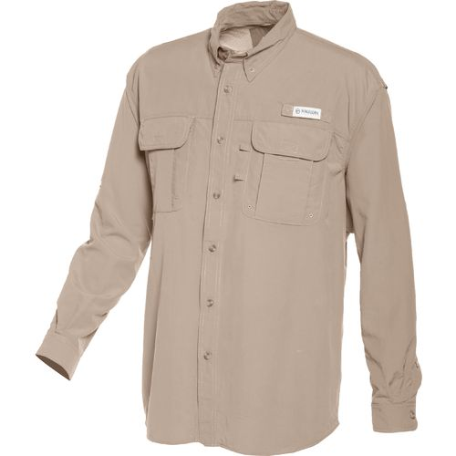 Magellan outdoors men 39 s fishgear laguna madre long sleeve for Magellan fishing shirts