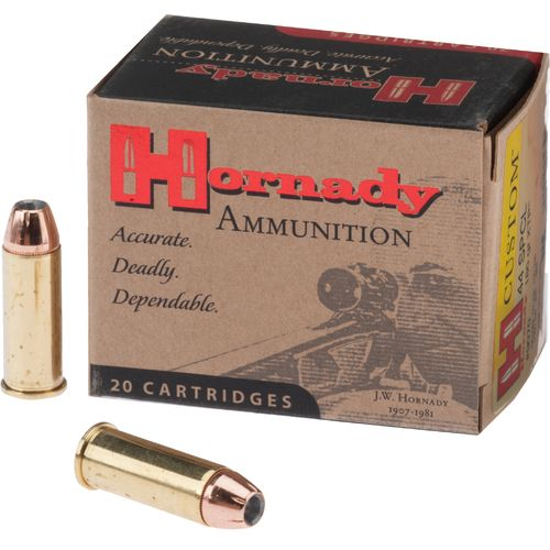 Display product reviews for Hornady XTP .44 Special 180-Grain Pistol Ammunition