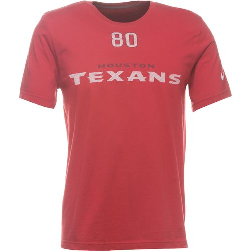 Display product reviews for Nike Men's Houston Texans Andre Johnson #80 T-shirt