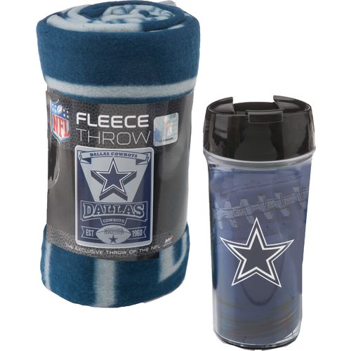 Display product reviews for The Northwest Company Dallas Cowboys Mug and Snug Gift Set