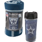 NFL Dallas Cowboys Mug and Snug Gift Set