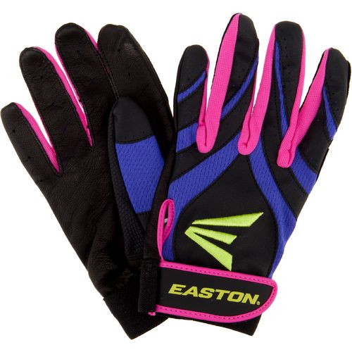Image for EASTON® Youth Synergy II Fast-Pitch Batting Gloves from Academy