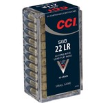 CCI® SGB .22 LR 40-Grain Rimfire Ammunition - view number 1