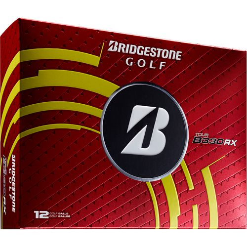 Bridgestone Golf B330-RX Golf Balls 12-Pack