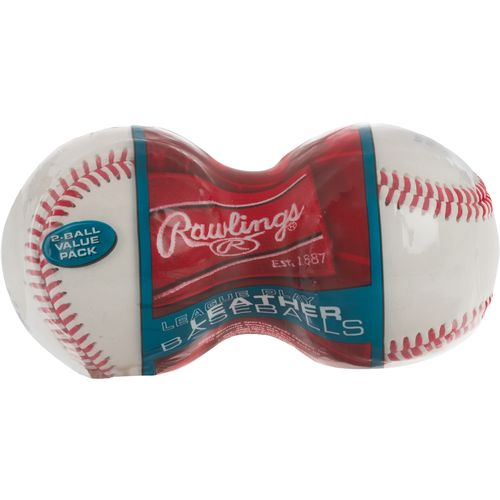 Rawlings Youth Competition Baseballs 2-Pack