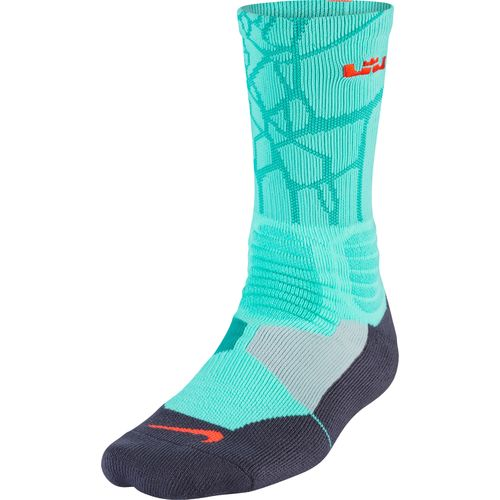 Image for Nike Adults' LeBron Elite Basketball Crew Socks from Academy
