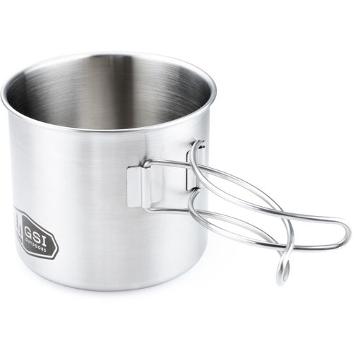 GSI Outdoors Glacier Stainless Steel Bottle Cup and Pot