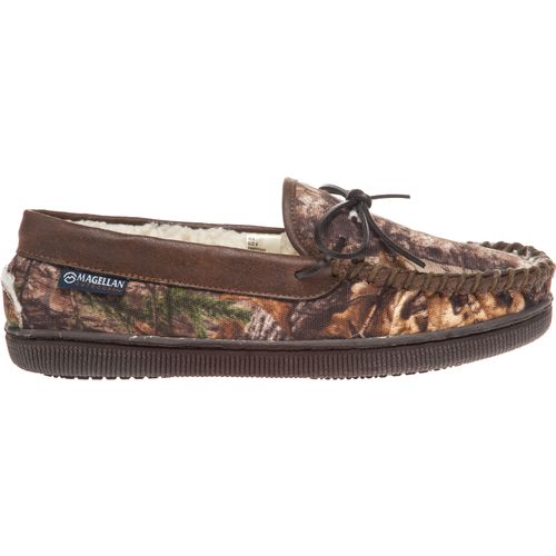 Magellan Outdoors Men's Camo Moc Slippers
