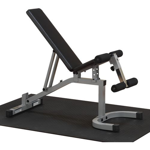 Body Solid Powerline Flat Incline Decline Weight Bench Academy