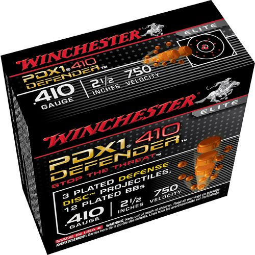 Winchester Supreme Elite PDX1 410 Gauge Shotshell Ammunition