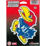 Tag Express University of Kansas Die-Cut Decal