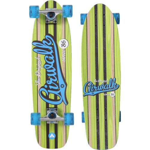 "Display product reviews for Airwalk EZ Cruiser 28.5"" Skateboard"