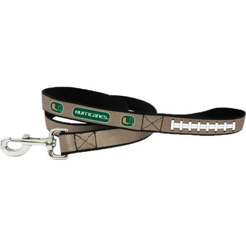 GameWear University of Miami Reflective Football Leash