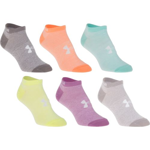 Under Armour Adults' Liner No-Show Socks