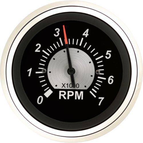 SeaStar Solutions Sierra Signature Sterling Tachometer - view number 1