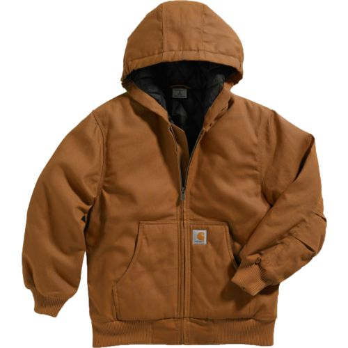 Display product reviews for Carhartt Girls' Work Active Jacket