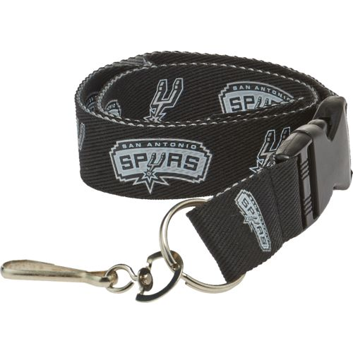 NBA Adults' San Antonio Spurs 2-Tone Lanyard