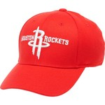 adidas Men's Houston Rockets Structured Flex Cap