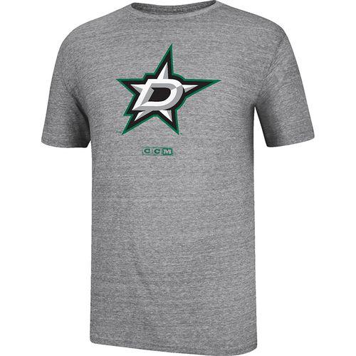 CCM Men's Dallas Stars Bigger Logo T-shirt