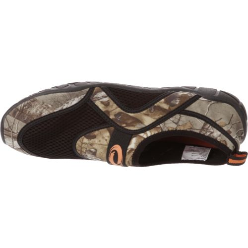 O'Rageous Men's Realtree Aqua Socks - view number 4