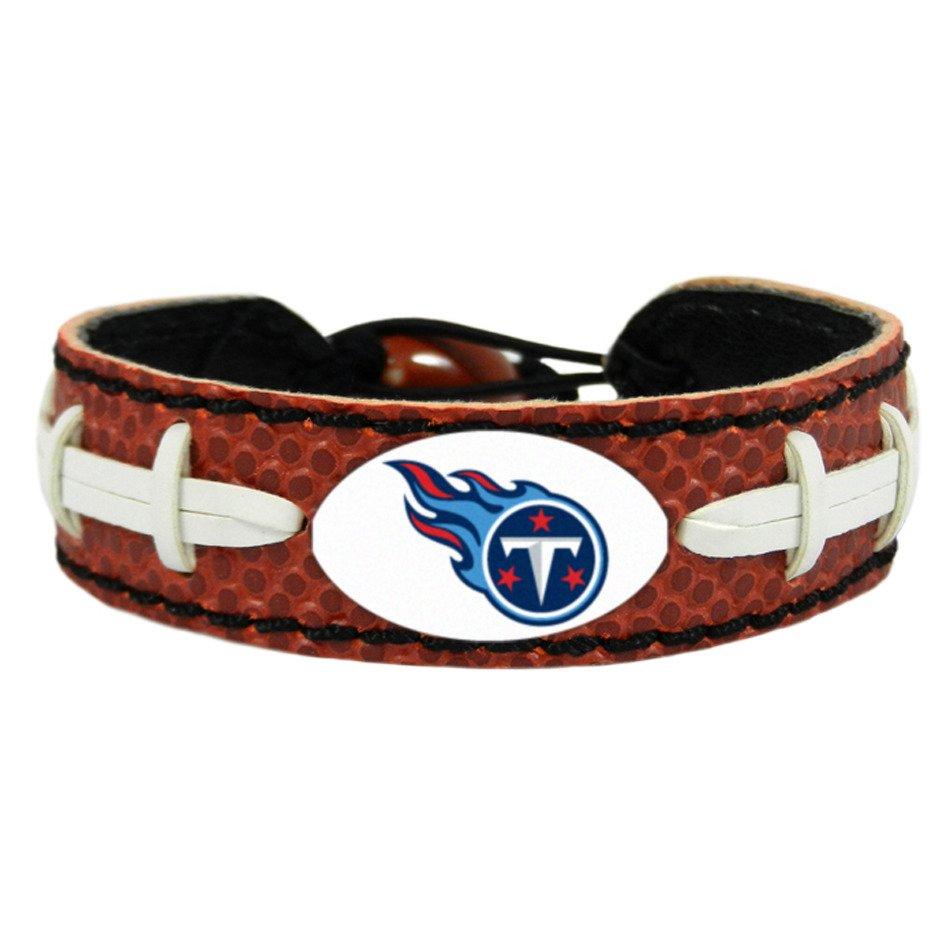 GameWear Tennessee Titans Classic NFL Football Bracelet