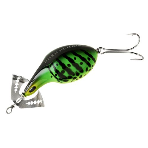 Display product reviews for Arbogast Buzz Plug Jr. 5/8 oz. Floating Buzzbait