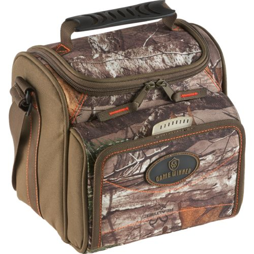 Display product reviews for Game Winner Realtree Xtra 6-Can Soft-Side Cooler