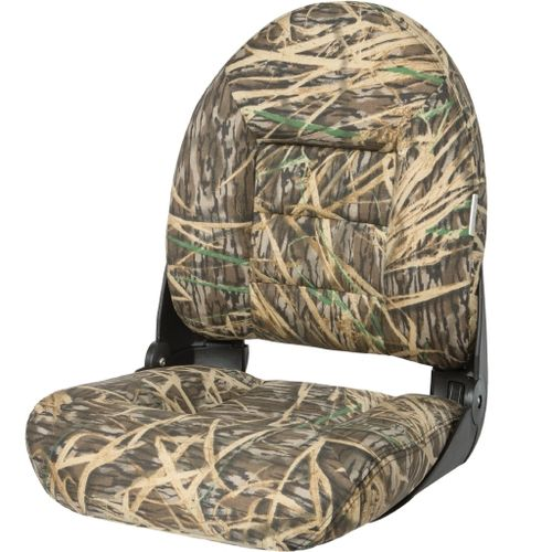Tempress Navistyle™ Camo High Back Boat Seat