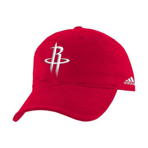 adidas™ Kids' Houston Rockets Adjustable Basic Slouch Cap