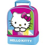 Thermos® Kids' Hello Kitty Dual Compartment Lunch Kit