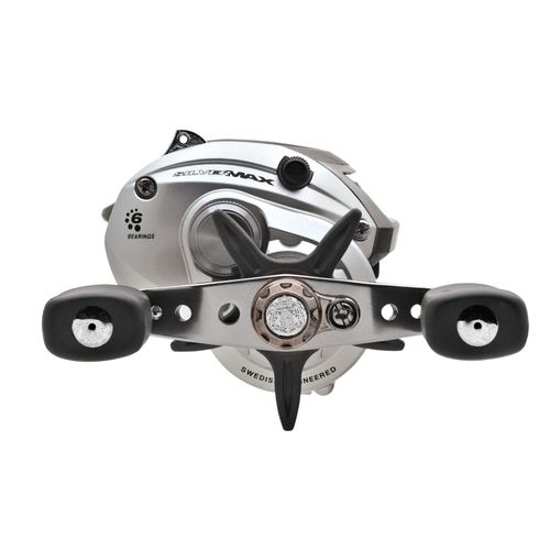 Abu Garcia Silver Max Low-Profile Baitcast Reel - view number 2
