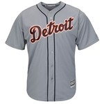 Majestic Men's Detroit Tigers Cool Base® Replica Jersey - view number 1