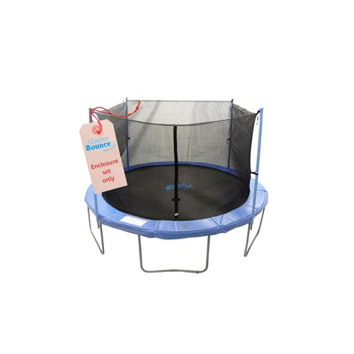 Upper Bounce® 14' Enclosure Set for Trampolines with 2 or 4 W-Shaped Legs