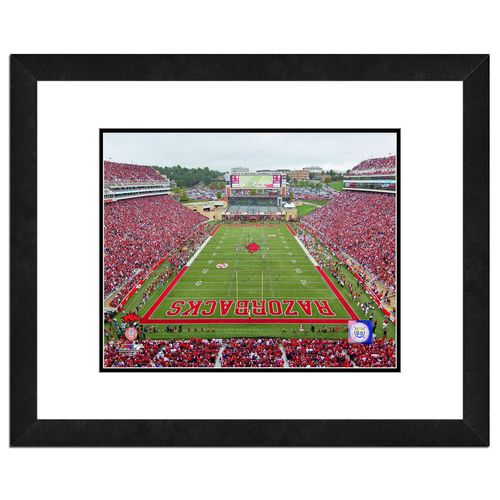Photo File University of Arkansas 8' x 10' Stadium Photo