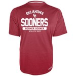 Section 101 Men's University of Oklahoma Game Day Short Sleeve T-shirt