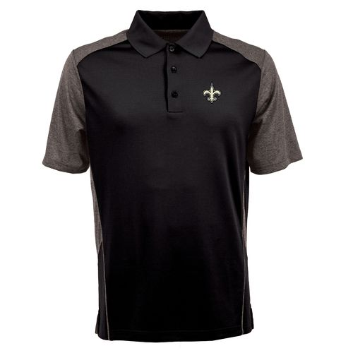 Antigua Men's New Orleans Saints Approach Polo Shirt