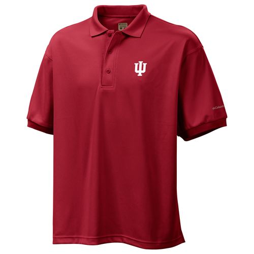 Columbia Sportswear™ Men's Indiana University Perfect Cast™ Polo Shirt
