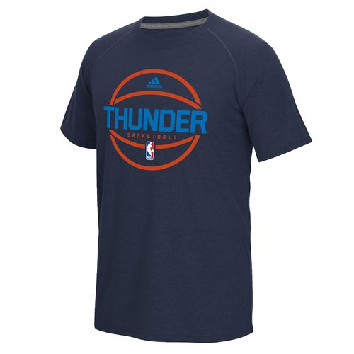 adidas Men's Oklahoma City Thunder New Ball Graphic T-shirt