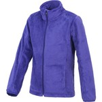 Magellan Outdoors™ Girls' Full Zip Solid Monkey Fleece Jacket
