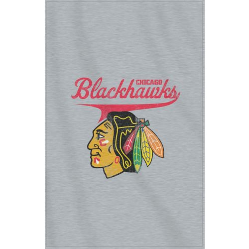 The Northwest Company Chicago Blackhawks Sweatshirt Throw
