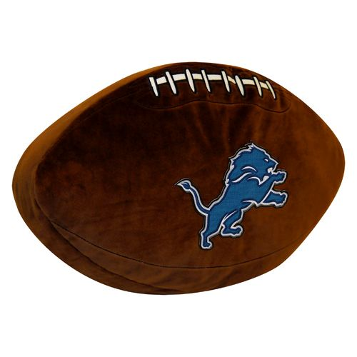 The Northwest Company Detroit Lions Football Shaped Plush