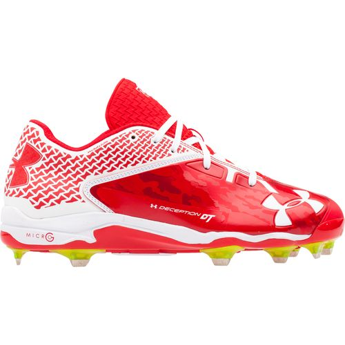 Display product reviews for Under Armour Men's Deception Low DT Baseball Cleats
