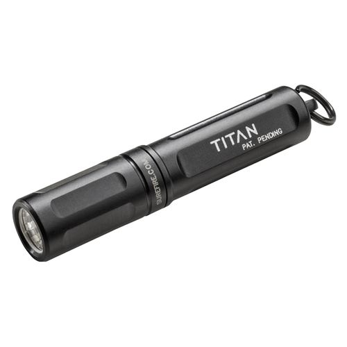 SureFire Titan® Ultracompact Dual-Output LED Key Chain Flashlight